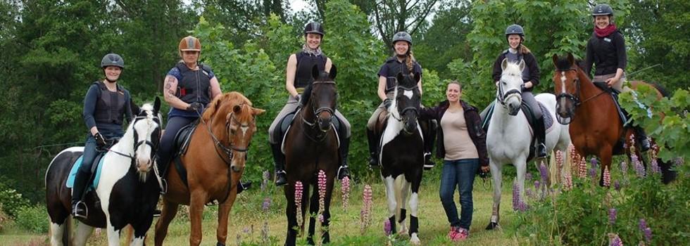 Reiterinnen vom Hof Leinius